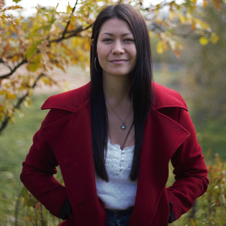 Erica, Edmonton registered massage therapist